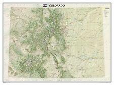 Colorado State Map - Paper