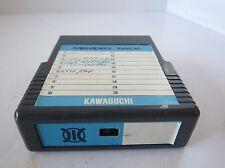 KAWAGUCHI MEMORY PACK FOR INJECTION MOLDING MACHINE