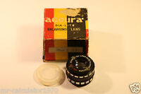 ACCURA DIA-LITE ENLARGING LENS 50mm=3.5 MADE IN JAPAN BOXED