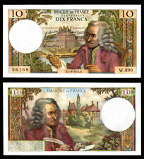 Billet France - 10F Voltaire - 07.06.73 - W 890 - NEUF - Fay : 62.62