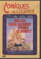 Que Les Gros Salaires Lèvent Le Doigt Dvd Jean Poiret Daniel Auteuil M. Piccoli