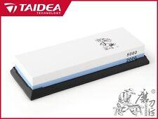 TAIDEA 2000/5000 Grit Combination Corundum Whetstone Knife Sharpening Stone