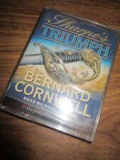 Bernard Cornwell Sharpes Triumph Audio Book Cassette Tapes (NEW)