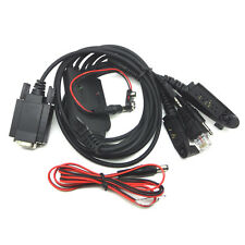 COM Programming 5 in 1 Cable for Motorola Radios RPC-M5XGP380 GP540 GP550 GP551