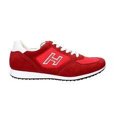 HOGAN H205 OLYMPIA Sneakers Uomo EU 39.5 UK 6 Camoscio - HO-029 SCONTO 45%