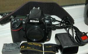 Nikon D700 DSLR FX full frame camera body