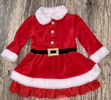 Baby Girl Koala Kids Christmas Dress 9 - 12 Months