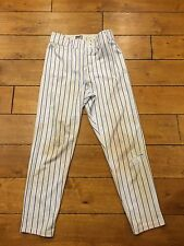1999 New York Mets Terrence Long Uniform Game Worn Pants