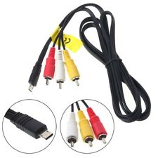 AV Cable VMC-15MR2 RCA Terminal Cord for Sony Handycam Camcorder Digital Camera