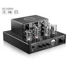 220V Nobsound MS-10D Tube Amplifier Vaccum Amplificador Bluetooth Amplifier USB