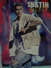 Justin Bieber Poster neu