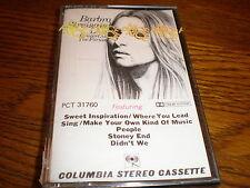 Barbra Streisand CASSETTE Live Concert At The Forum