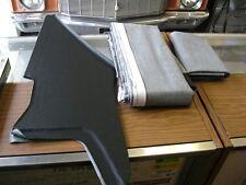 1969 CHEVELLE SS MALIBU NEW HEADLINER KIT BLACK PERFORATED W/ SAIL PANELS