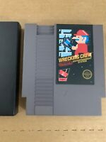 Wrecking Crew NES 100% Authentic Game Cartridge Only Nintendo Entertainment 1985