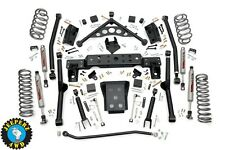 "99-04 Jeep WJ Grand Cherokee 4"" Long Arm Suspension Lift Kit, 90820, *QUICK SHIP"