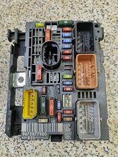 Citroen Peugeot Fuse Box BSM 9675877980
