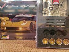 Revell  C7R CORVETTE RACE 1:25 SCALE  w/SCALE MOTORSPORT DETAIL KIT PHOTOETCH