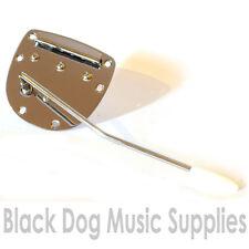 Guitar Tremolo/Cordier en Chrome Pour Jaguar, Jazzmaster & Mustang Inc Vis