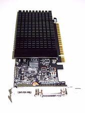 HP SLIMLINE DELL OPTIPLEX 1GB SFF Low Profile Half Height Length Size Video Card