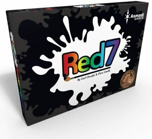 Red7 Card Game Suitable For 2 To 4 Players Asmadi Games