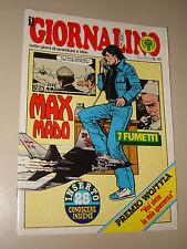 IL GIORNALINO=1979/16=MAX MADO=CLAUDIO PELLEGRINI=MARIO BECCIA=ANDREA LALA=