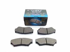 VGX Metallic disc brake pad set FRONT  MF556