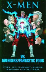 X-MEN VS AVENGERS AND FANTASTIC FOUR TP PAPERBACK BLOWOUT SALE!