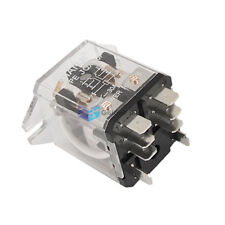 JQX-30F Plug-in Type Coil 30A 250V AC Power Relay DPDT 8 pins 12V DC