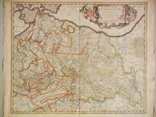 Provincie Utrecht; N. Visscher - Tabula Nova Provinciae Ultrajectinae rond 1690