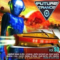 FUTURE TRANCE VOL 53 2 CD NEW+