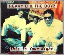 Heavy D. & The Boyz - This Is Your Night - CDM - 1994 - Funk Pop Soul 4TR
