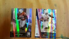 2007 13 CARD ROOKIE LOT, FOOTBALL-- LYNCH, JOHNSON, YOUNG