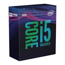 Intel Core i5-9600K 3.7 GHz Six-Core LGA 1151 Processor - BX80684I59600K