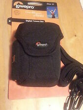 Lowepro Altus 10 Compact Digital Camera / Phone / MP3 / GPS Case Pouch - Black