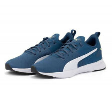 PUMA Flyer Runner Mens Shoes Softfoam Navy Blue Sports Running Trainers 192257