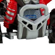 Peg Perego Polaris Outlaw 12V Electric Quad Off Road Ride On Toys Kids