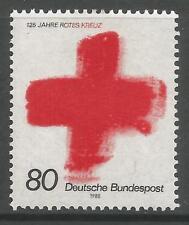 Timbres Allemagne et anciennes colonies, sur croix-rouge