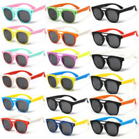 Kids Polarized Sunglasses Boys Girls Children Sport Teen Cycling Glasses uv G435