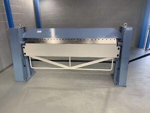 Mach Fold 2000 X 1.5mm  Box Pan Folder High Lift