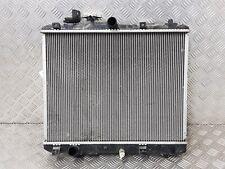 Radiateur eau - Opel Agila 1.0/1.2i moteur K10B/12B après 2008 - CZ422134 *