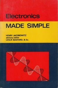 Electronics (Made Simple Books) by Basford, Leslie Paperback