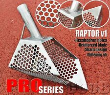 Detector De Metales Scoop COOB Pro Series Raptor v1 Arena de la playa Caza Acero de herramienta