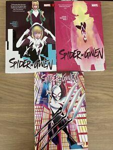 Spider-Gwen Oversized Hardcover 1-3 Marvel