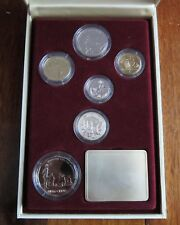 2005 Australian Wedding Coin Collection With Case and Box