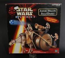 Star Wars Episode 1 E I TPM Ammo Wagon and Falumpaset