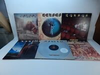 Kansas Lot of 6 LP: Leftoverture, Vinyl Confessions, Two For The Show, S/T etc