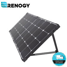 Renogy 100 Watt Eclipse Solar Panel Suitcase W/O Controller 100W Portable Power