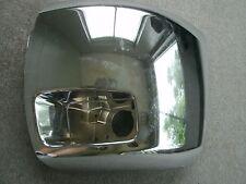 Chevy Silverado 2500HD chrome front bumper left end cap