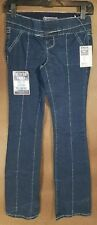 NWT Amethyst Yoga Inspired Jeans 1 Soft Stretch Pull On low rise