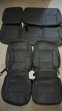 2021 Ford F 150 Super Crew Xlt Leather Seat Covers